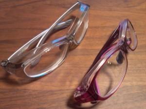 放射性物質から目を保護する花粉防止メガネ